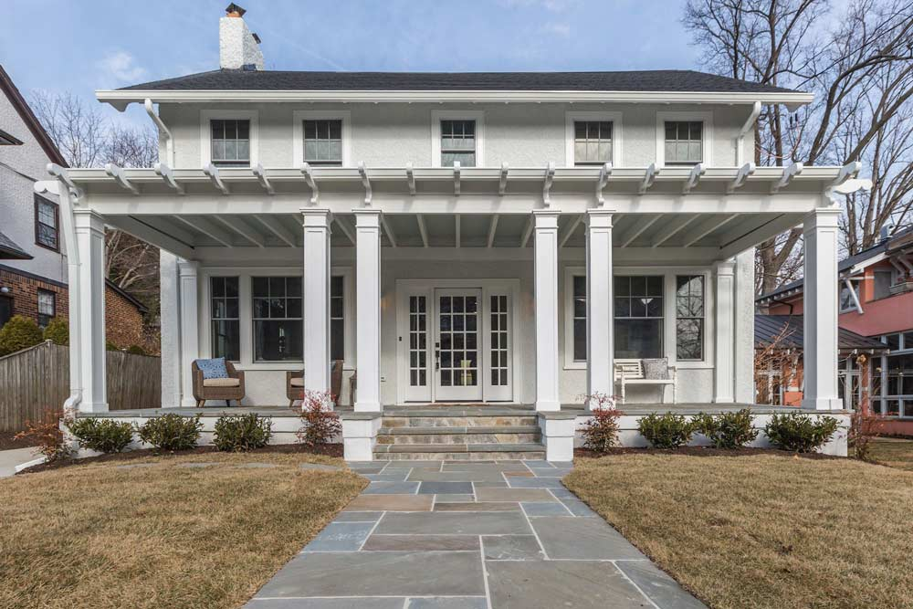 Chevy Chase, DC 3709 Northampton Street NW Sold for: $2,250,000